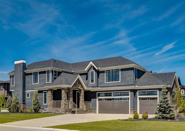 27 Rockwater Way, Rural Rocky View County, AB T3L 0C9 (#A1114565) :: Calgary Homefinders