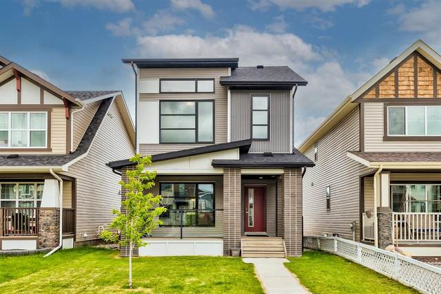 136 Copperpond Parade SE, Calgary, AB T2Z 5A9 (#A1114576) :: Calgary Homefinders