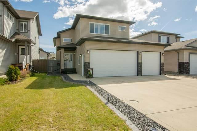 12209 103A Street, Grande Prairie, AB T8V 2L6 (#A1114579) :: Calgary Homefinders