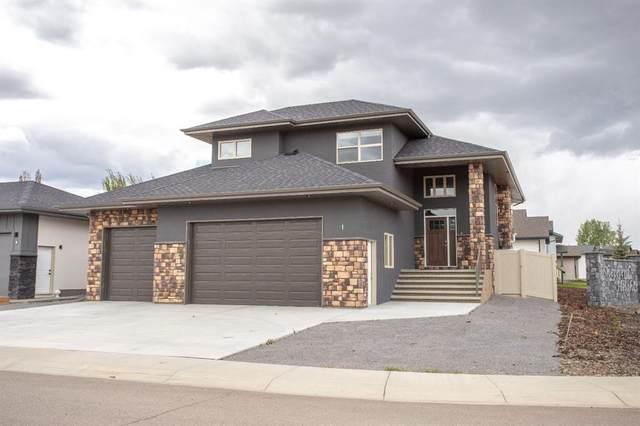 1 Sheep Close, Lacombe, AB T4L 0J1 (#A1114608) :: Calgary Homefinders