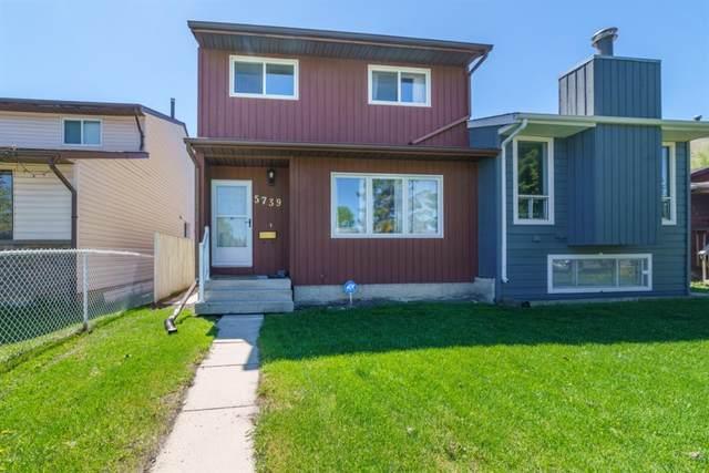 5739 24 Avenue NE, Calgary, AB T1Y 4R1 (#A1114614) :: Calgary Homefinders