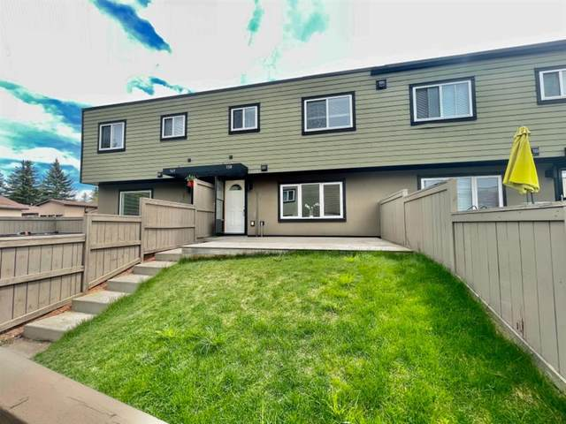 3809 45 Street SW #150, Calgary, AB T3E 3H4 (#A1114617) :: Calgary Homefinders