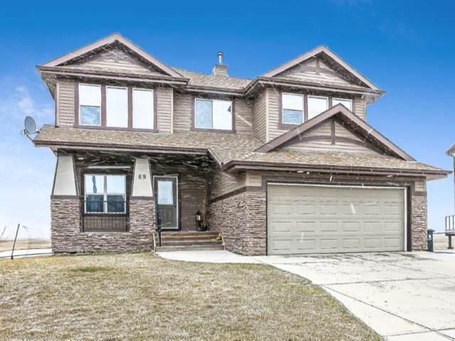 69 Boulder Creek Manor SE, Langdon, AB T0J 1X3 (#A1114654) :: Western Elite Real Estate Group