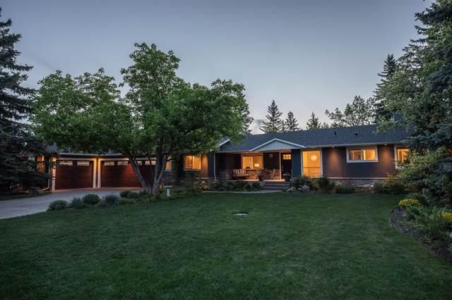 415 Wildwood Drive SW, Calgary, AB T3C 3E4 (#A1114663) :: Calgary Homefinders