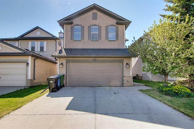 67 Cougar Ridge Circle SW, Calgary, AB T3H 5R7 (#A1114699) :: Calgary Homefinders