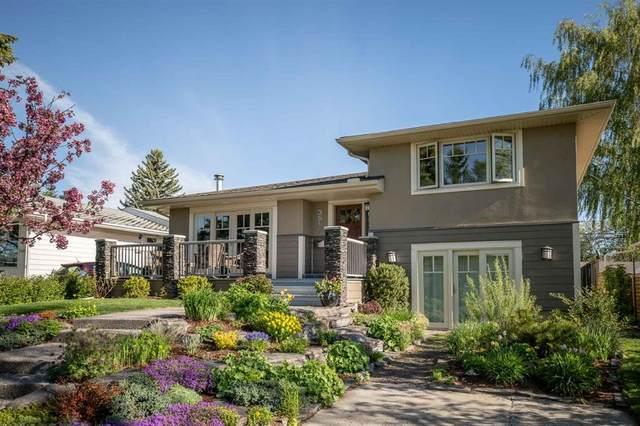 3516 36 Avenue SW, Calgary, AB T3E 1C4 (#A1114700) :: Calgary Homefinders
