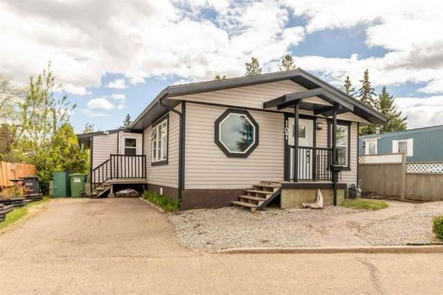 6834 59 Avenue #107, Red Deer, AB T4P 1C9 (#A1114708) :: Calgary Homefinders