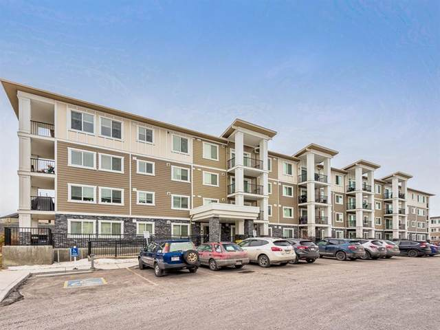 450 Sage Valley Drive NW #3401, Calgary, AB T3R 0V5 (#A1114732) :: Calgary Homefinders