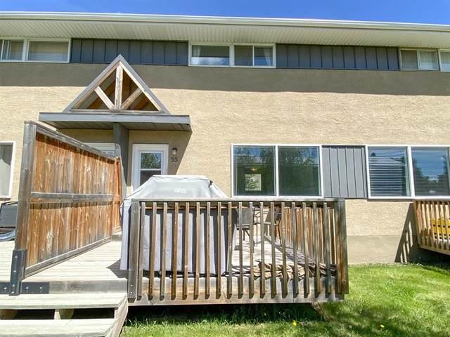 114 Hardisty Avenue #55, Hinton, AB T7V 1B6 (#A1114737) :: Calgary Homefinders