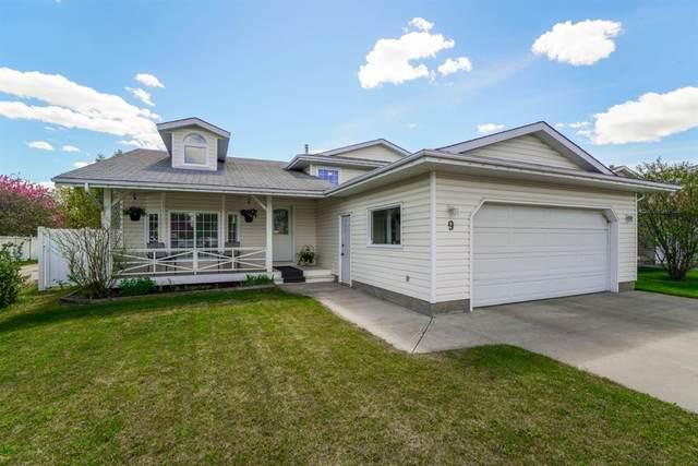 9 Dunlop Street, Red Deer, AB T4R 2H3 (#A1114750) :: Calgary Homefinders