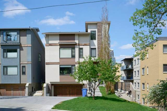 824 Durham Avenue SW, Calgary, AB T2T 5R2 (#A1114764) :: Calgary Homefinders
