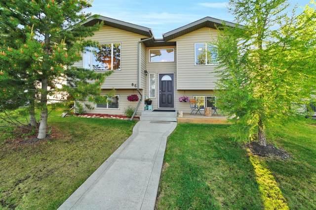 86 Old Boomer Road, Sylvan Lake, AB T4S 2H9 (#A1114772) :: Calgary Homefinders