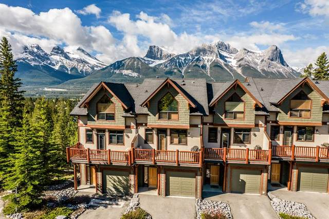 137 Wapiti Close #1, Canmore, AB T1W 3B2 (#A1114780) :: Calgary Homefinders