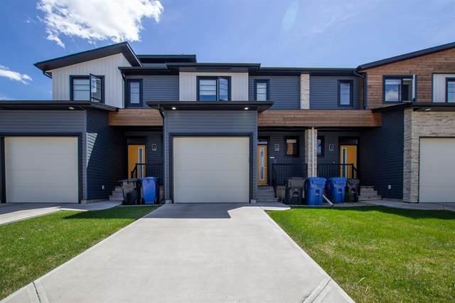 #2, 438 Highlands Boulevard W, Lethbridge, AB T1J 5H5 (#A1114785) :: Calgary Homefinders