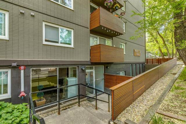 1904 10 Street SW #506, Calgary, AB T3T 3G1 (#A1114793) :: Greater Calgary Real Estate