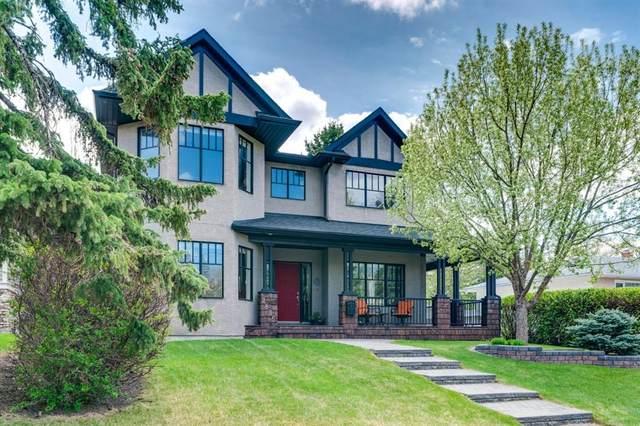 2835 13 Avenue NW, Calgary, AB T2N 1M1 (#A1114800) :: Calgary Homefinders