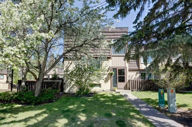 3130 66 Avenue SW #126, Calgary, AB T3E 5K8 (#A1114845) :: Calgary Homefinders