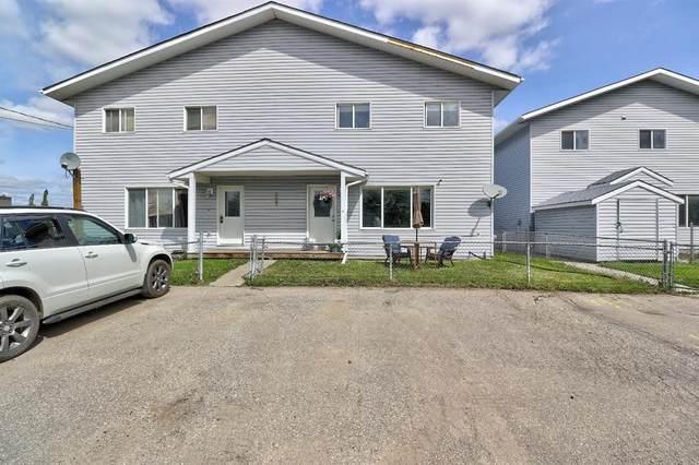 10029 105 Avenue, Grande Prairie, AB T8V 1H2 (#A1114850) :: Calgary Homefinders