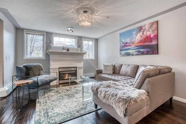 2416 Erlton Street #110, Calgary, AB T2S 3B7 (#A1114869) :: Western Elite Real Estate Group