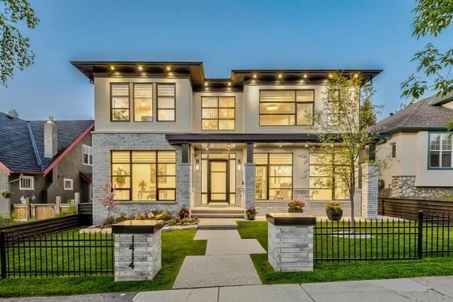1414 Scotland Street SW, Calgary, AB T3C 2L4 (#A1114917) :: Calgary Homefinders