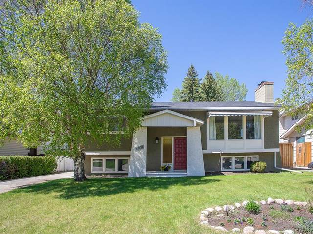 5939 Dalcastle Drive NW, Calgary, AB T3A 2B2 (#A1114949) :: Calgary Homefinders