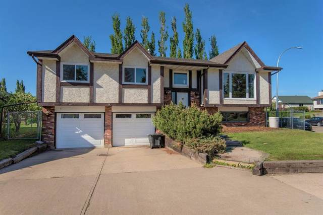 46 Westview Drive, Lacombe, AB T4L 1R8 (#A1114966) :: Calgary Homefinders