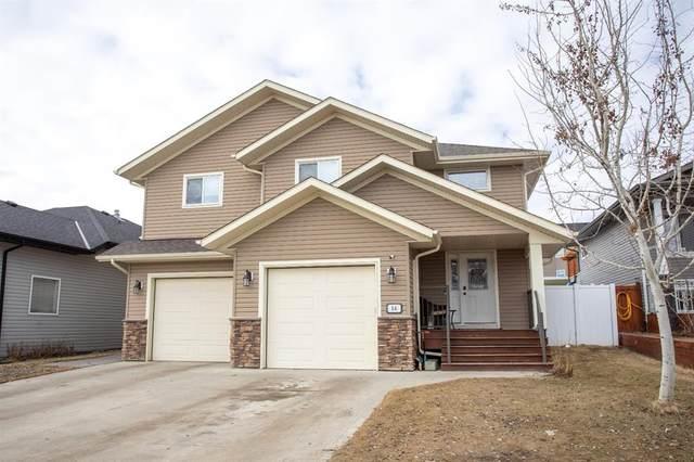 16 Ebony Street, Lacombe, AB T4L 0C9 (#A1115032) :: Calgary Homefinders