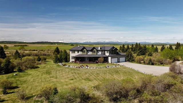 241120 Range Road 40, Rural Rocky View County, AB T3Z 2W8 (#A1115039) :: Calgary Homefinders