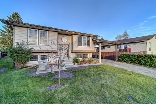 13 Bentley Place, Cochrane, AB T4C 1C1 (#A1115045) :: Calgary Homefinders