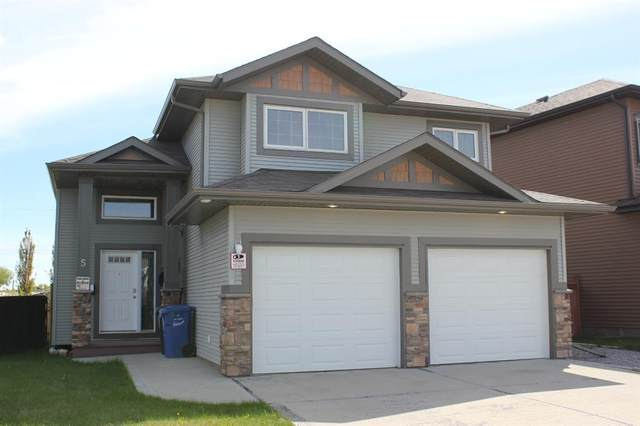 5 Heritage Drive, Penhold, AB T0M 1R0 (#A1115082) :: Calgary Homefinders