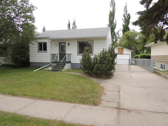 5619 50 Avenue, Lacombe, AB T4L 1M8 (#A1115083) :: Calgary Homefinders