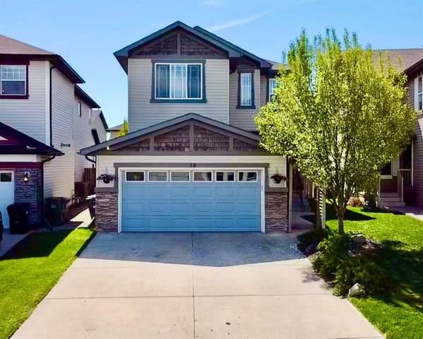 19 Chapalina Close SE, Calgary, AB T2X 3W2 (#A1115089) :: Calgary Homefinders