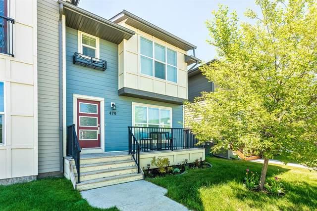 470 Walden Drive SE, Calgary, AB T2X 0T3 (#A1115093) :: Calgary Homefinders
