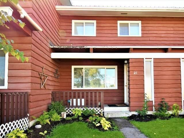 113 Hardisty Avenue #21, Hinton, AB T7V 1C4 (#A1115103) :: Calgary Homefinders