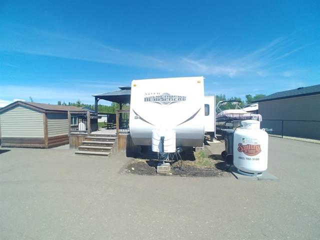 10046 Township Road 422 #36, Rural Ponoka County, AB T4J 1V9 (#A1115104) :: Calgary Homefinders