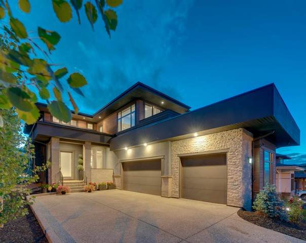561 Patterson Grove SW, Calgary, AB T3H 3N6 (#A1115115) :: Calgary Homefinders