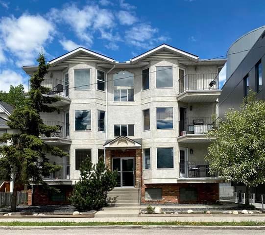 1516 11 Avenue SW #1, Calgary, AB T3C 0M9 (#A1115142) :: Calgary Homefinders