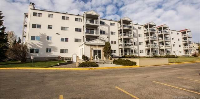 9700 92 Avenue #221, Grande Prairie, AB T8V 6Z7 (#A1115149) :: Calgary Homefinders