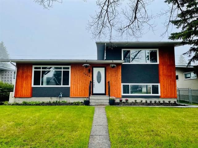 1404 Northmount Drive NW, Calgary, AB T2L 0G2 (#A1115180) :: Calgary Homefinders