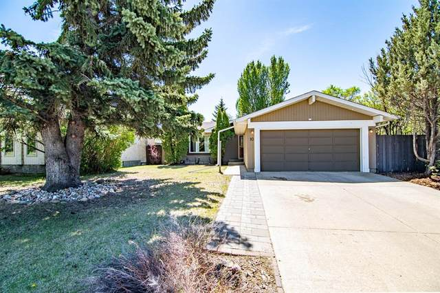 10 Pennington Crescent, Red Deer, AB T4P 1L3 (#A1115204) :: Calgary Homefinders