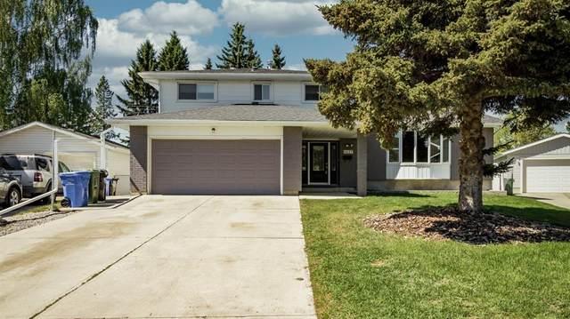 5527 Dalhart Road NW, Calgary, AB T3A 1S3 (#A1115229) :: Calgary Homefinders