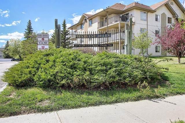 20 Harvest Rose Park NE #2302, Calgary, AB T3K 4Z1 (#A1115234) :: Calgary Homefinders
