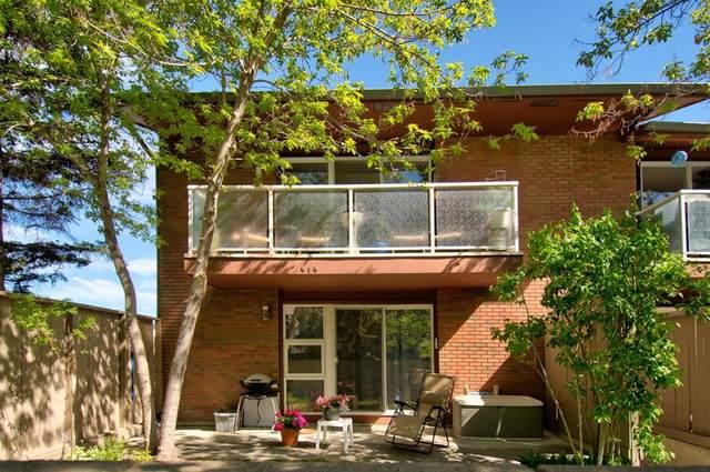 1305 Glenmore Trail SW #414, Calgary, AB T2V 4Y8 (#A1115246) :: Calgary Homefinders