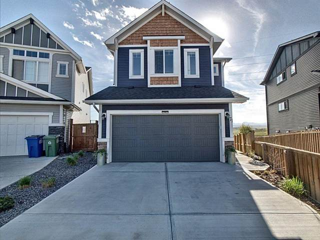 71 Heritage Heights, Cochrane, AB T4C 2R4 (#A1115265) :: Calgary Homefinders