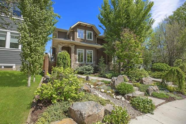 2014 41 Avenue SW, Calgary, AB T2T 2M1 (#A1115269) :: Calgary Homefinders