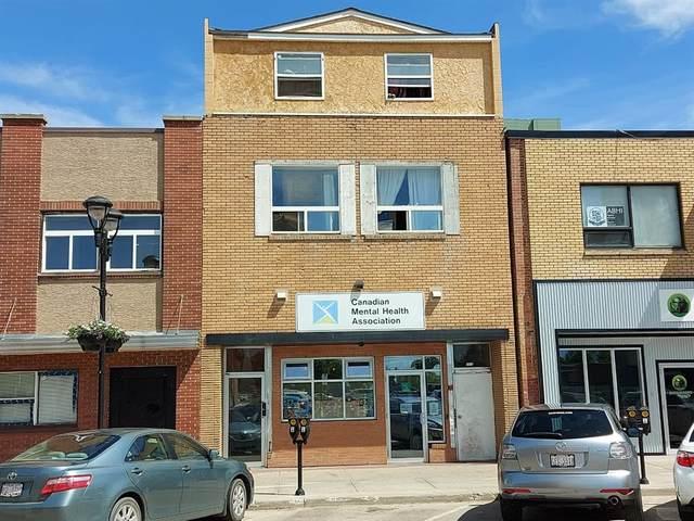 5017 50 Avenue, Red Deer, AB T4N 4B2 (#A1115277) :: Calgary Homefinders