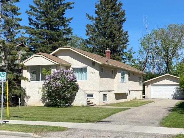 712 Centre A Street NW, Calgary, AB T2M 2R3 (#A1115304) :: Calgary Homefinders