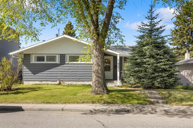 2535 Cherokee Drive NW, Calgary, AB T2L 0X8 (#A1115311) :: Calgary Homefinders
