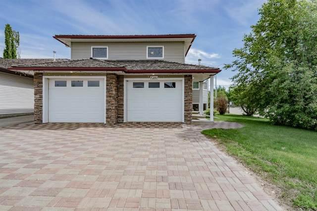 7201 102 Street, Grande Prairie, AB T8W 2R8 (#A1115317) :: Calgary Homefinders