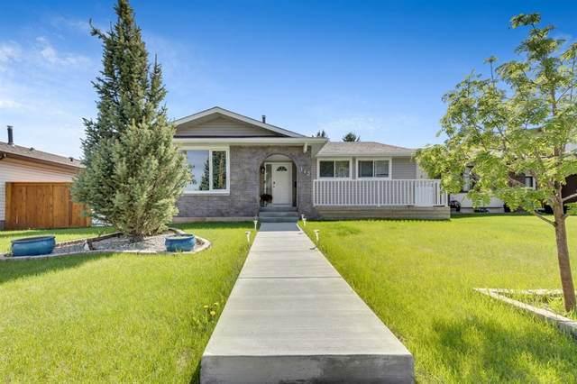143 Range Crescent NW, Calgary, AB T3G 1P5 (#A1115323) :: Calgary Homefinders